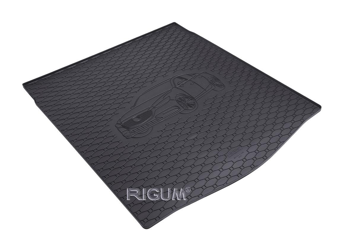 Gumová rohož kufra RIGUM - Mazda 6 sedan 2013-