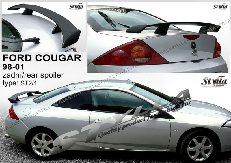 Stylla Spojler - Ford Mondeo MK5 liftback2014-