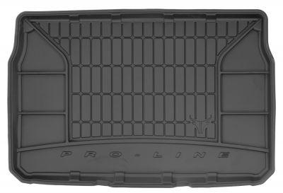Gumová vaňa kufra Frogum - Citroen C3 III 2017-