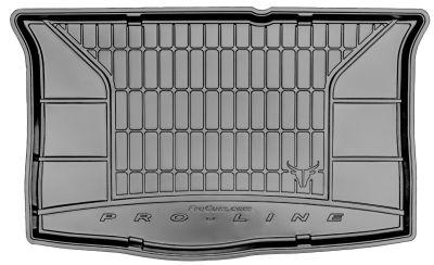 Gumová vaňa kufra Frogum - Hyundai I20 DVOJDNO - HORNA 2014-2020