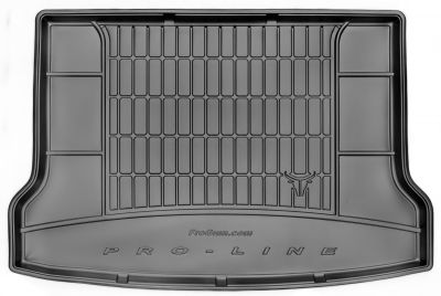 Gumová vaňa kufra Frogum - Mercedes GLA-Class X156 2013-2019