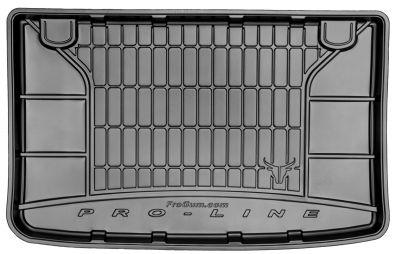 Gumová vaňa kufra Frogum - Renault CLIO HTB 2012-2019