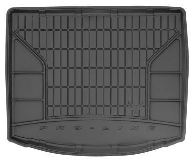 Gumová vaňa kufra Frogum - Suzuki SX4 S-Cross DVOJDNO - SPODNA 2013-