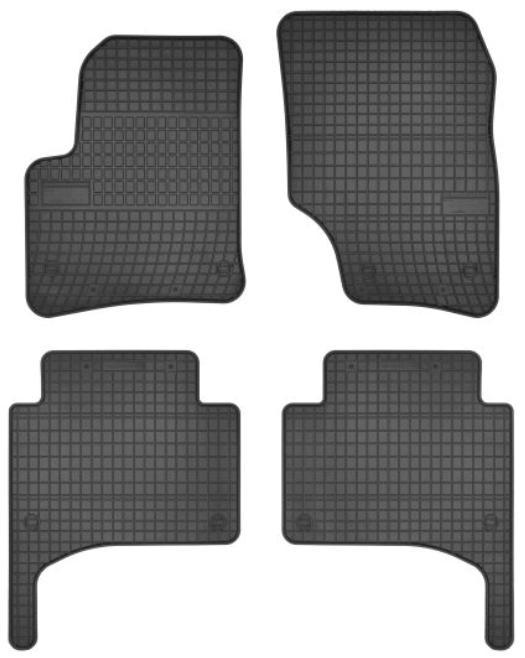 Autorohože gumové FROGUM - Volkswagen TOUAREG 2002 - 2010