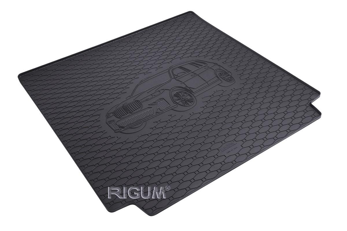 Gumová rohož kufra RIGUM - Bmw X7 (G07) 2019-