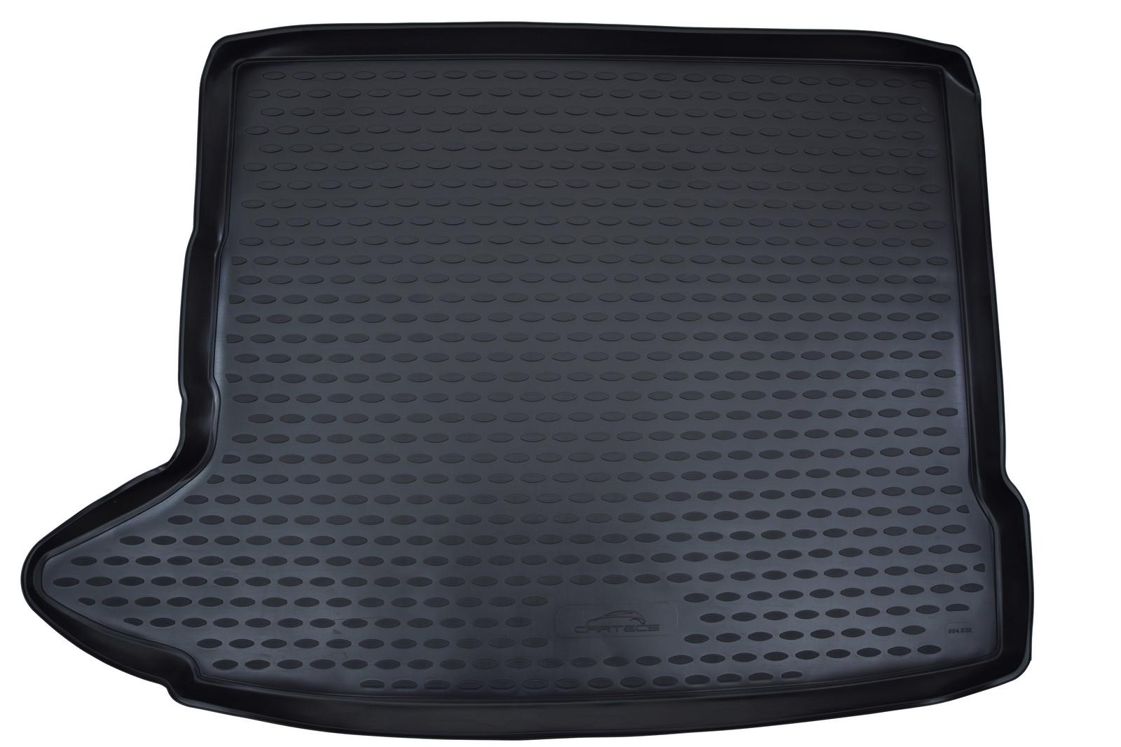 Gumová vaňa kufra NCL - Audi Q3 2011-2018
