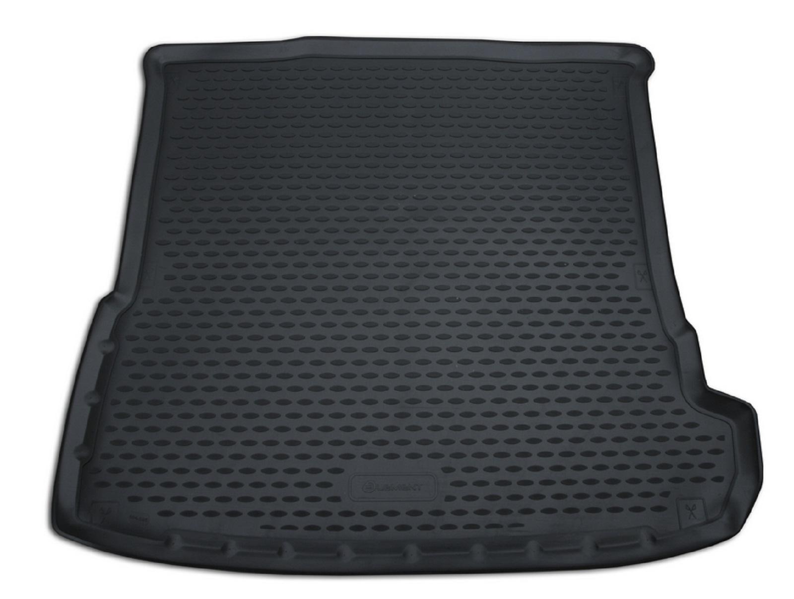 Gumová vaňa kufra NCL - Audi Q7 2015-