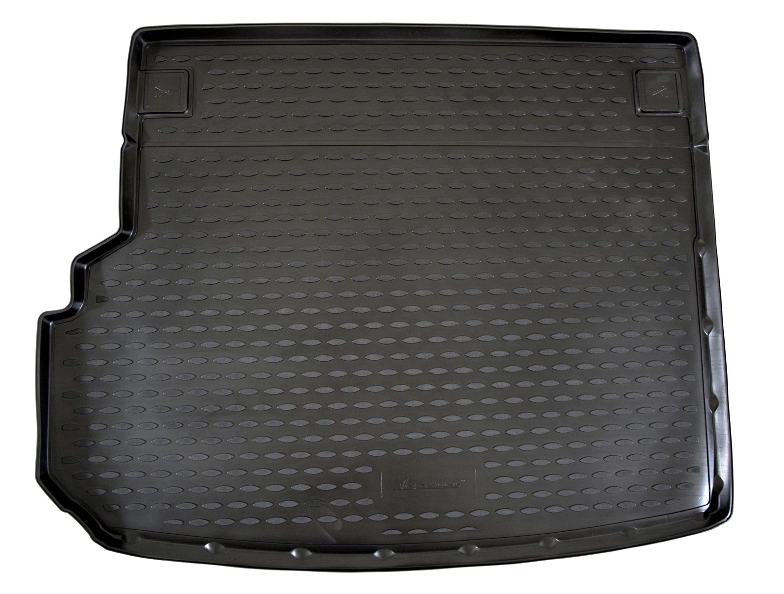 Gumová vaňa kufra NCL - Mercedes GLK-CLASS X204 2008-2015