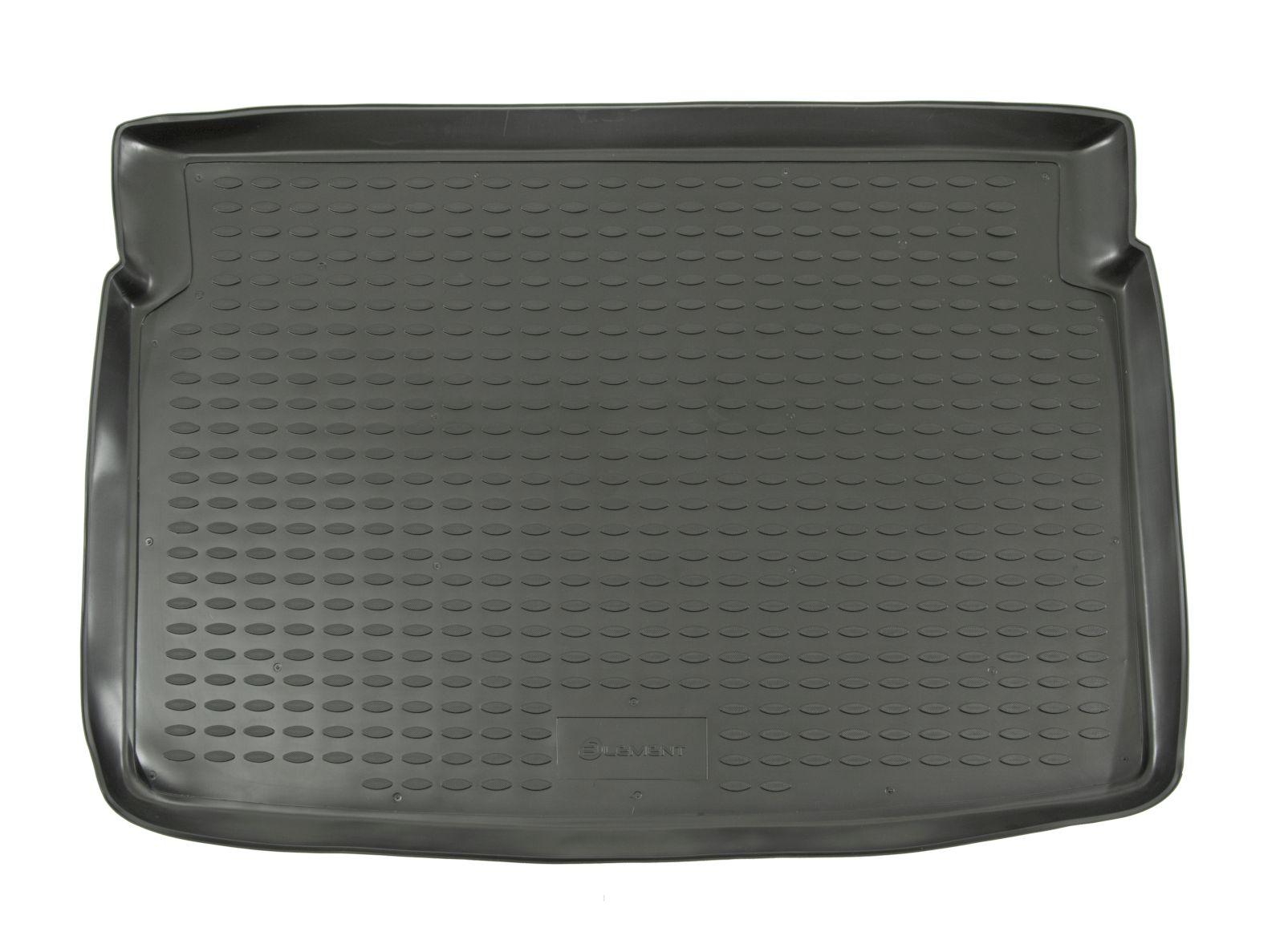 Gumová vaňa kufra NCL - Peugeot 207 HTB 2006-2016