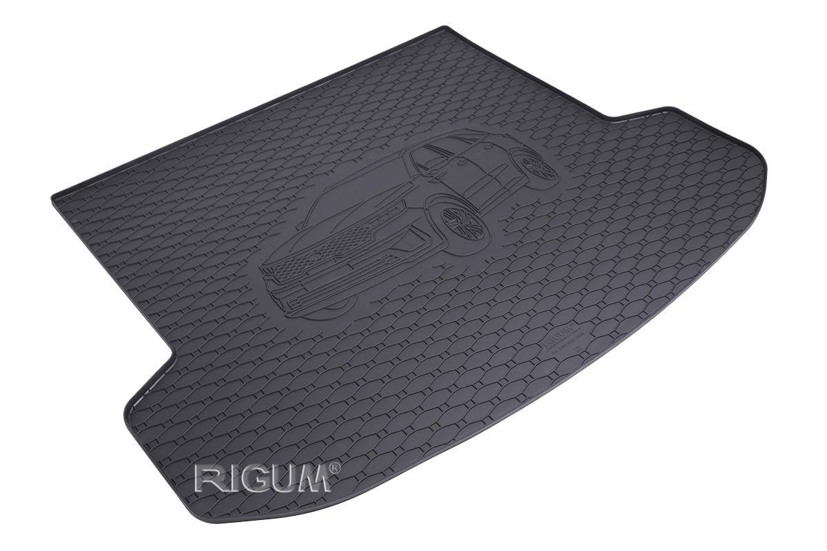 Gumová rohož kufra RIGUM - Kia SORENTO 5 MIEST 2020-