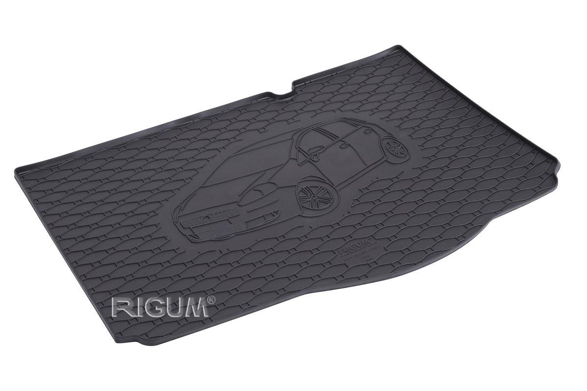 Gumová rohož kufra RIGUM - Fiat Punto Grande 2006-