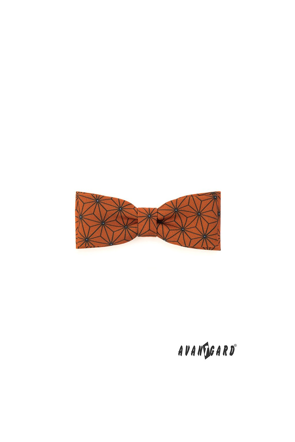 Motýlek KLASIK, 576-1933, Oranžová