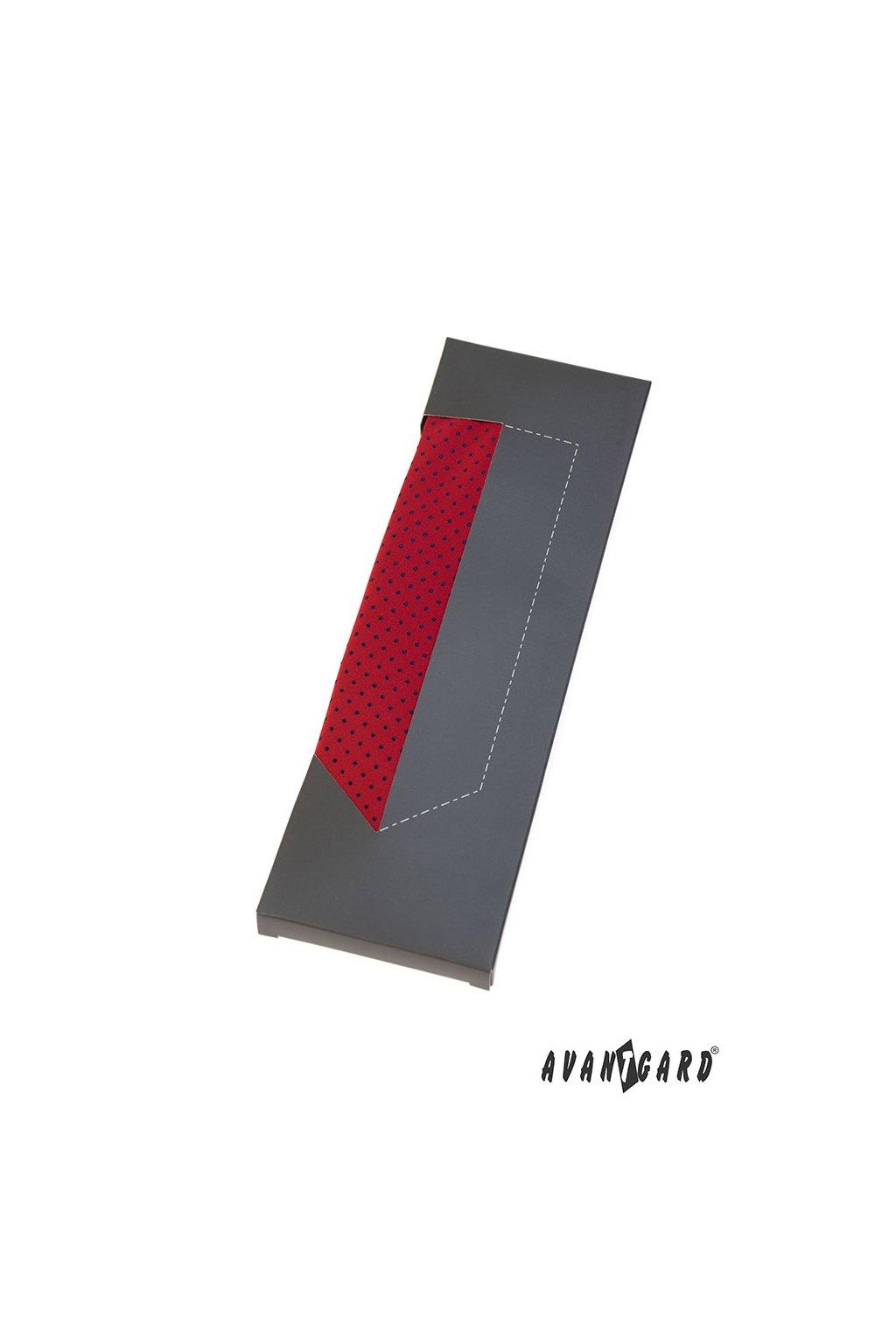 Dárková krabička na kravatu, 902-20, Šedá