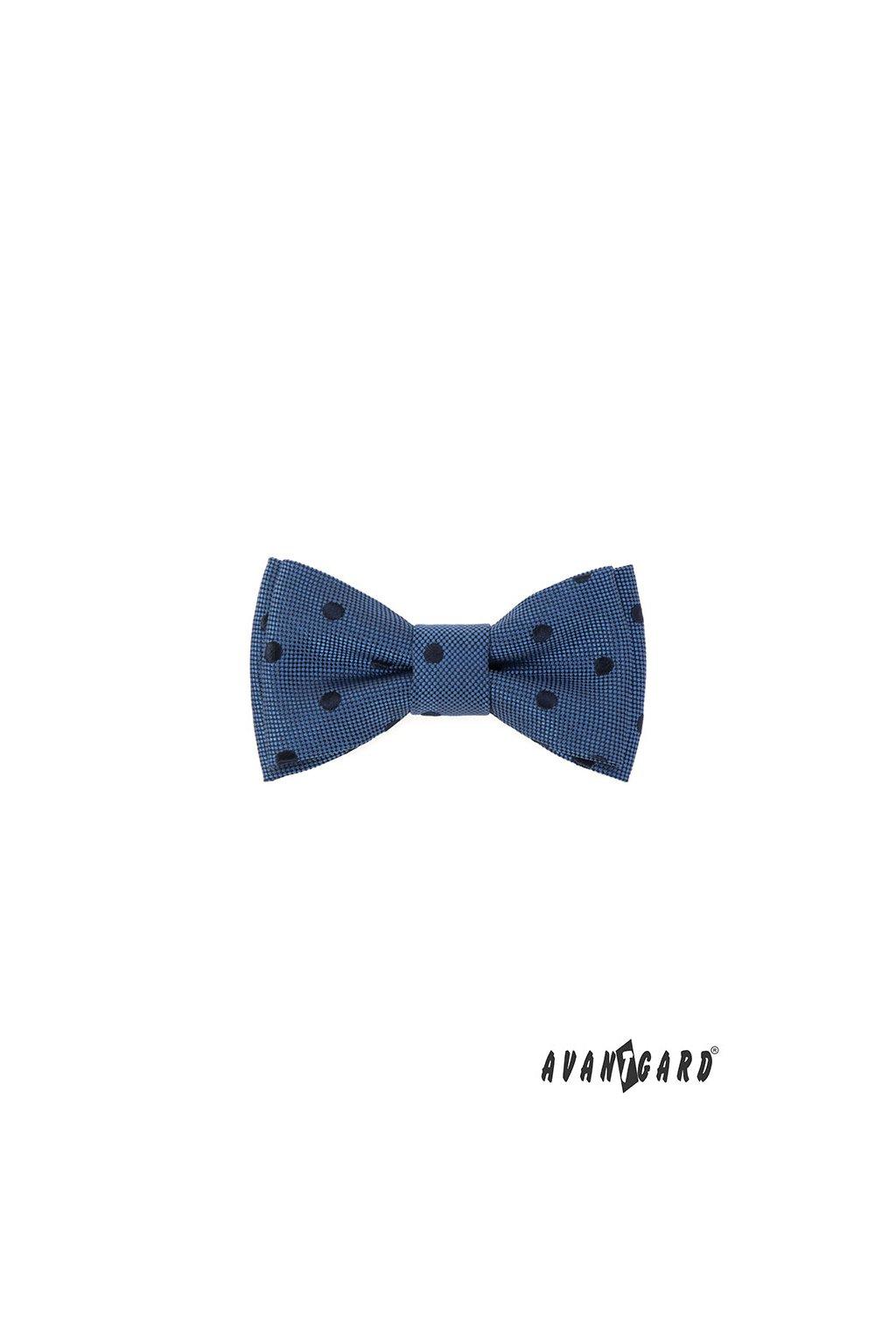 Motýlek MINI, 531-22046, Modrá