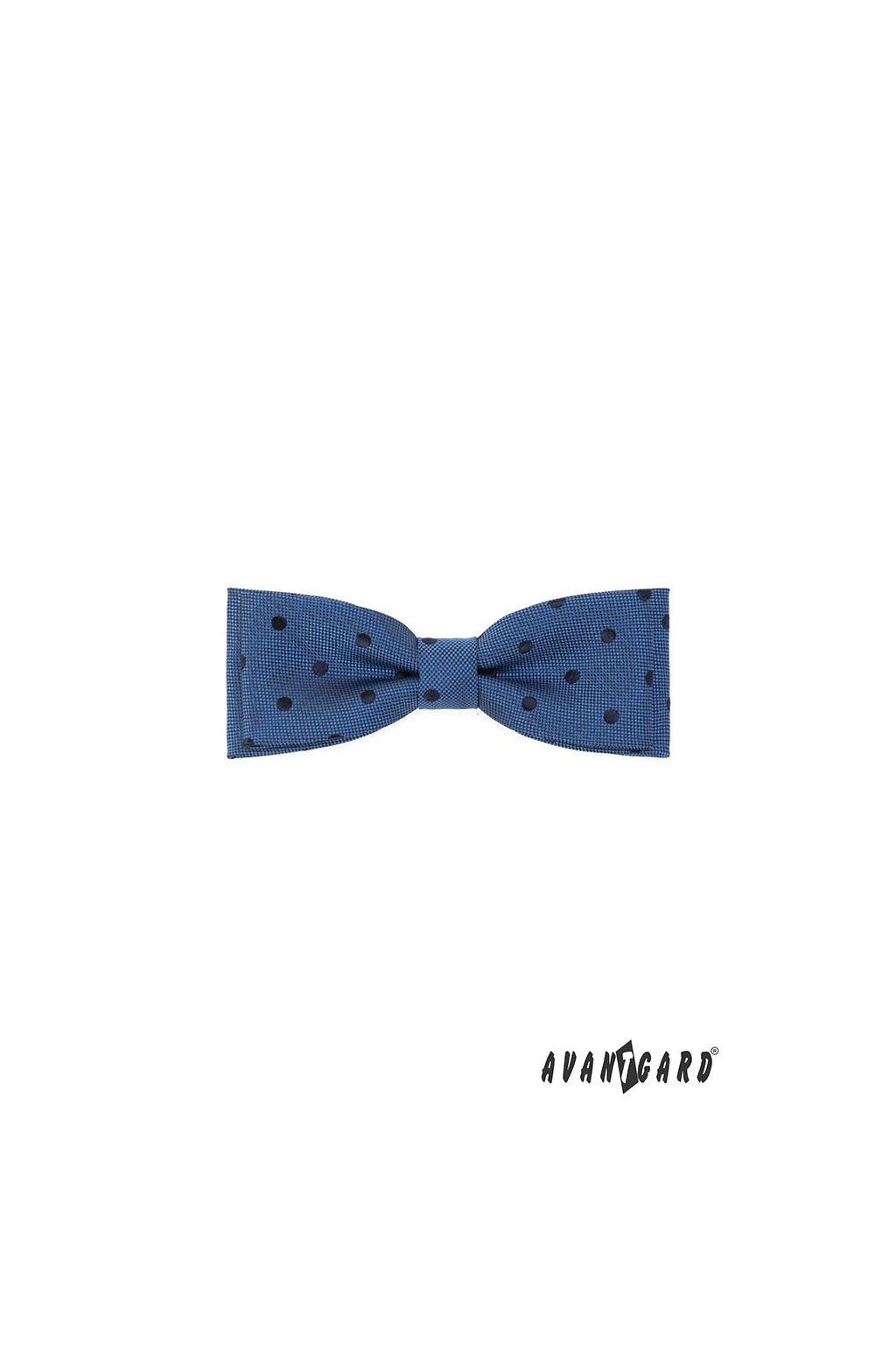 Motýlek KLASIK, 576-22046, Modrá