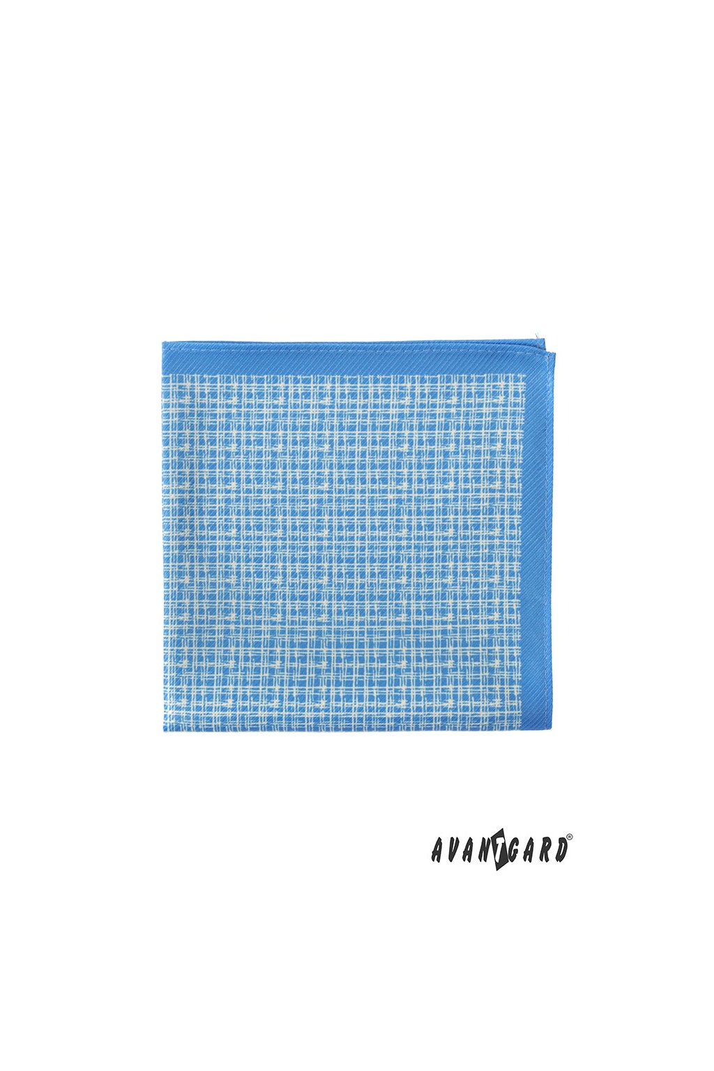 Kapesníček do saka PREMIUM, 612-61115, Modrá