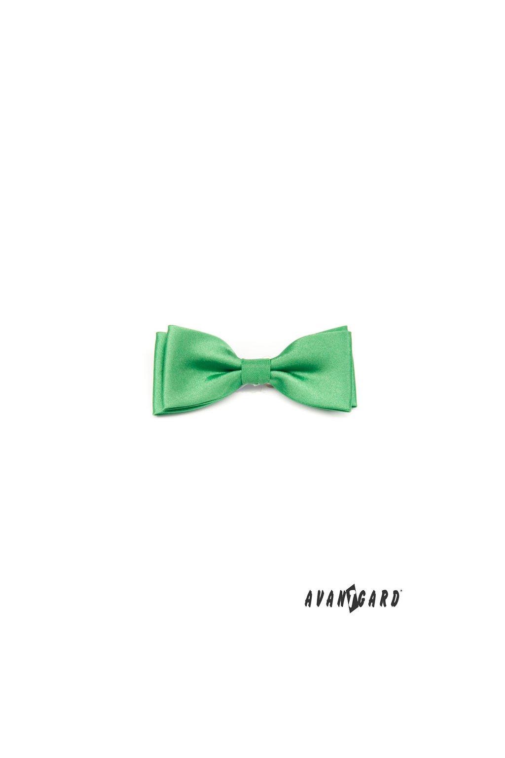 Motýlek chlapecký, 533-774, Zelená
