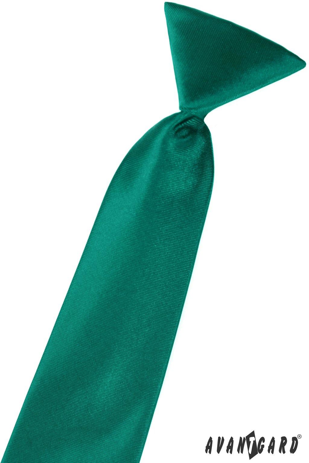 Chlapecká kravata, 558-787, Zelená