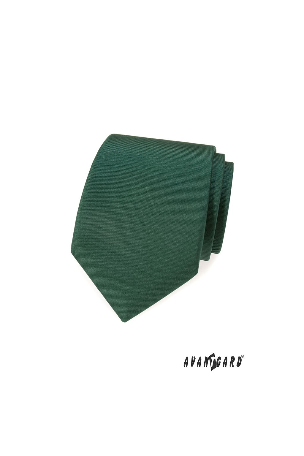 Kravata, 559-7924, Zelená MAT