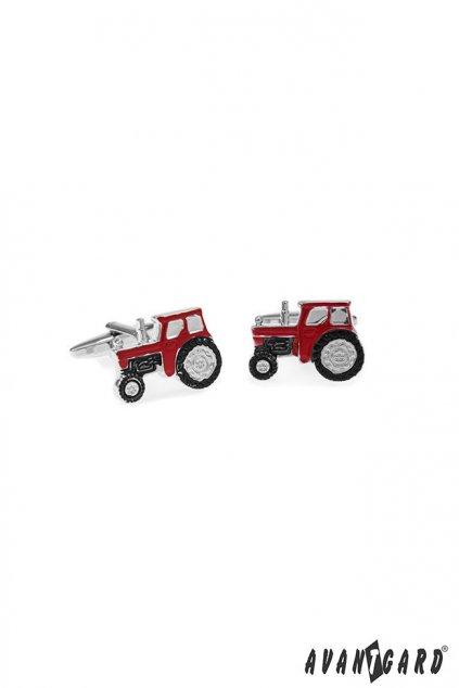 Manžetové knoflíčky LUX, 580-40083, Traktor