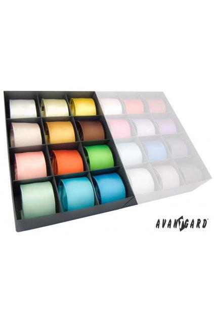 Box BASIC A - 12 ks kravat LUX, 549-9908, MIX A