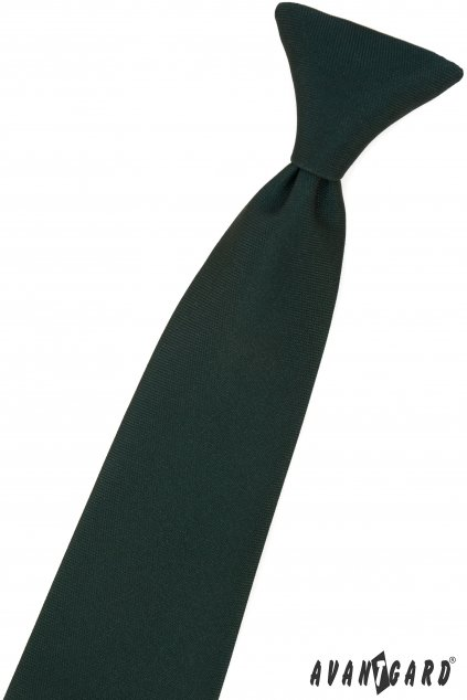 Chlapecká kravata, 558-9860, Zelená