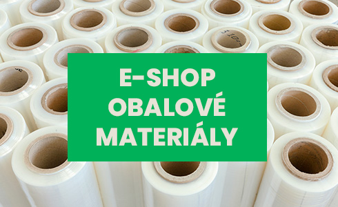 E-shop - Obalove materialy