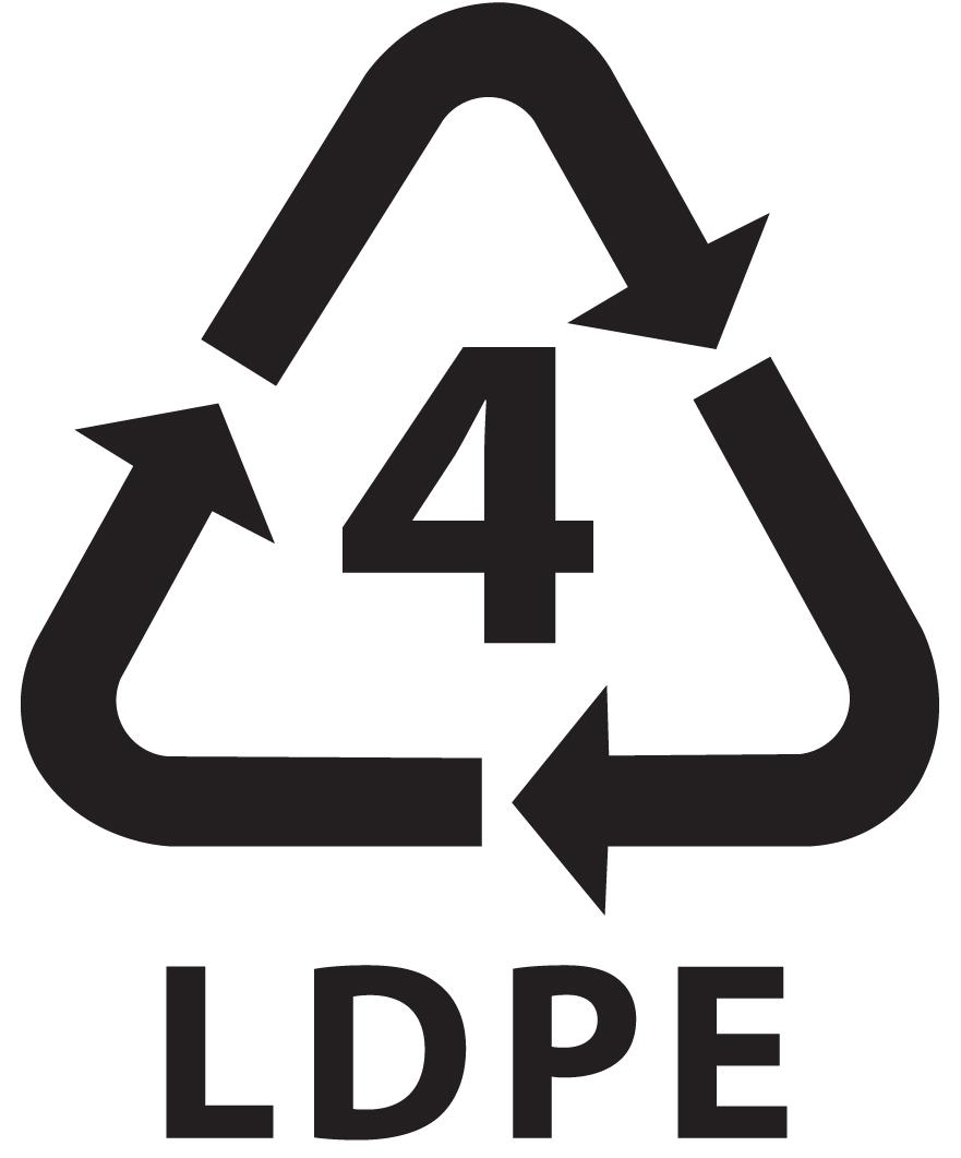 Sáčky a pytle LDPE