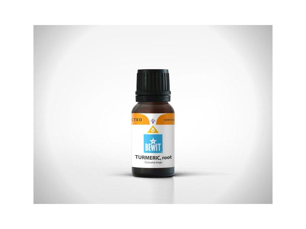 kurkuma koren 100 cisty esencialni olej thumbnail 1539165190 Turmeric root 15ml
