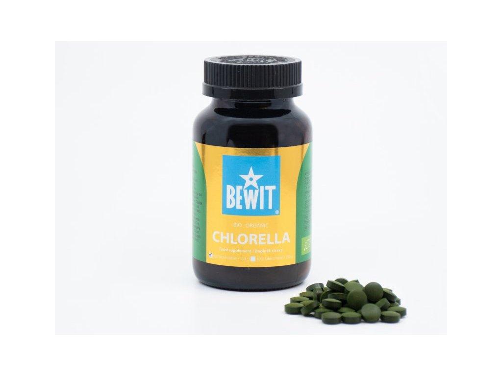 bio chlorella doplnek stravy thumbnail 1590066576 BEWIT chlorella 1