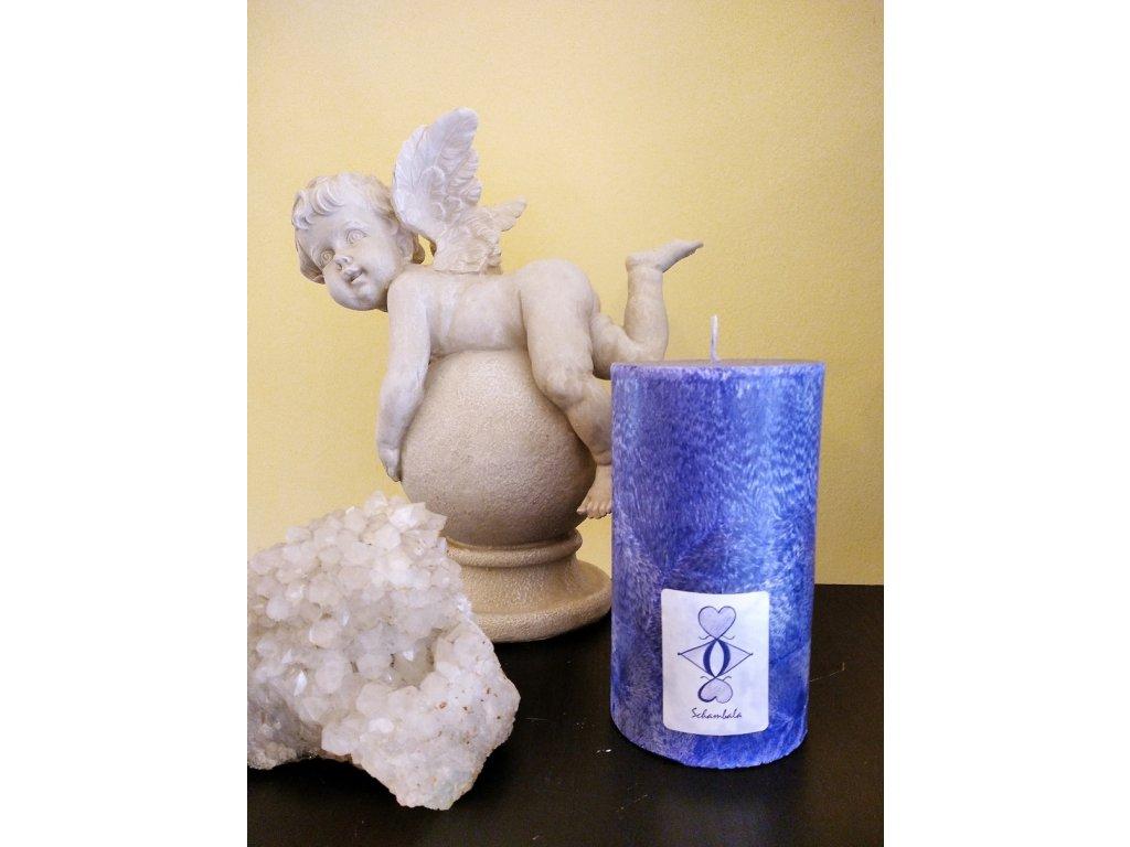 Archandělské svíce - největší, ruční výroba, 100% palmový vosk