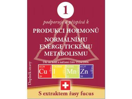 BIOLIGO č. 1 - endokrinní systém, 100 ml