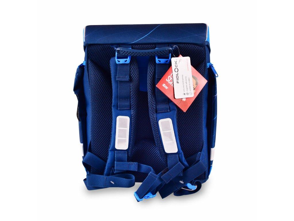 ... Školní aktovka Škoda Vision (anatomický batoh) s dárky + zdarma  svačinový box a dárek ... 609d5e295f