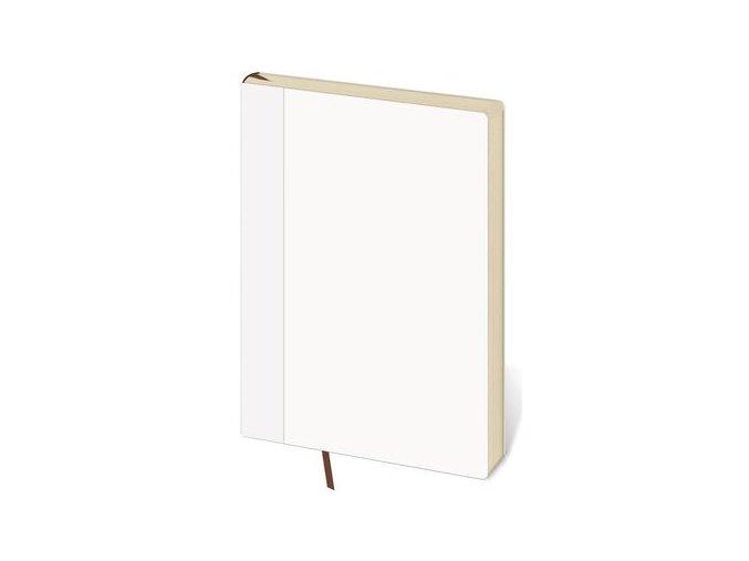 Náhradní náplň pro koženkové desky Flip A5/L čistý