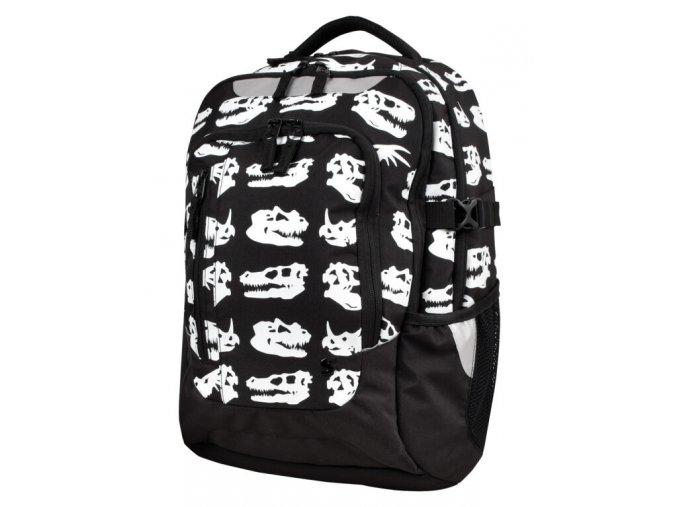 Studentský batoh BlackWhite s dárkem