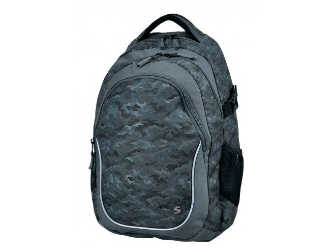 Studentský batoh Camo