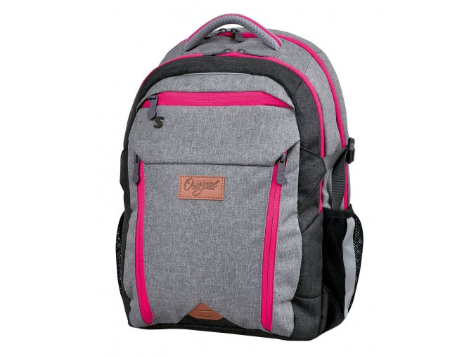 Studentský batoh Original pink