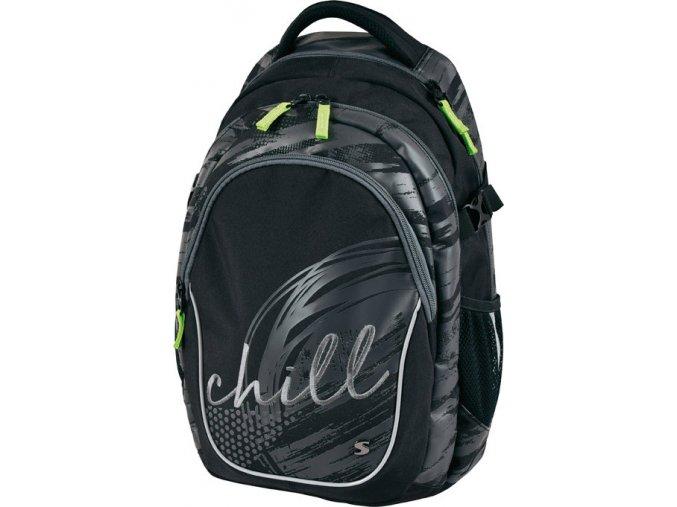Studentský batoh Chill  + zdarma dárek dle vlastního výběru