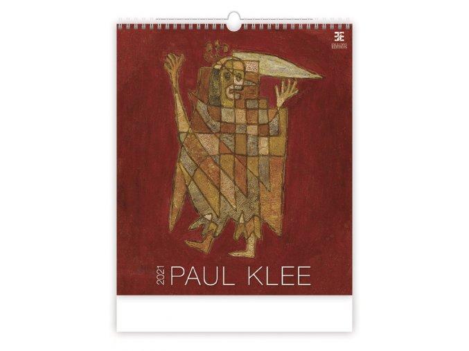 Kalendář Paul Klee