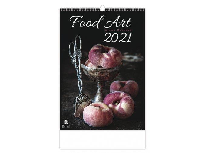 Kalendář Food Art