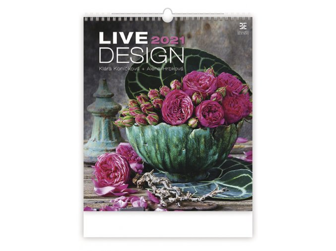 Kalendář Live Design