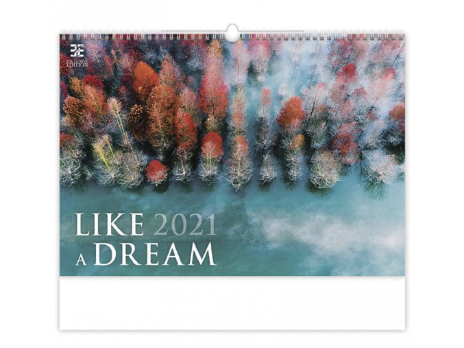 Kalendář Like a Dream