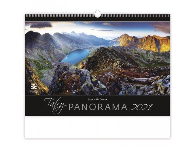 Kalendář Tatry Panorama