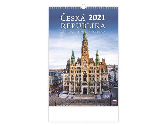 Kalendář Česká republika