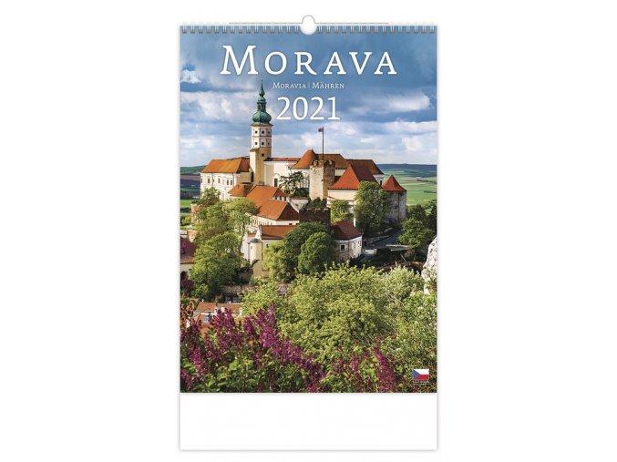 Kalendář Morava