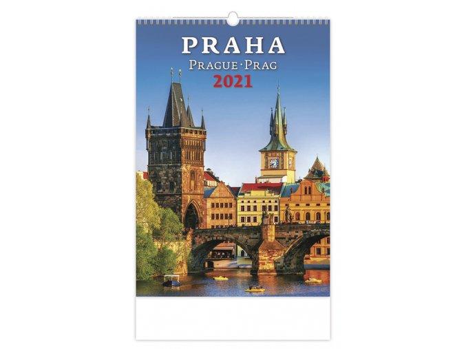 Kalendář Praha