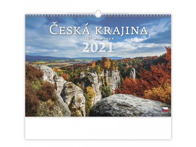 Kalendář Česká krajina