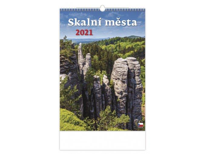 Kalendář Skalní města