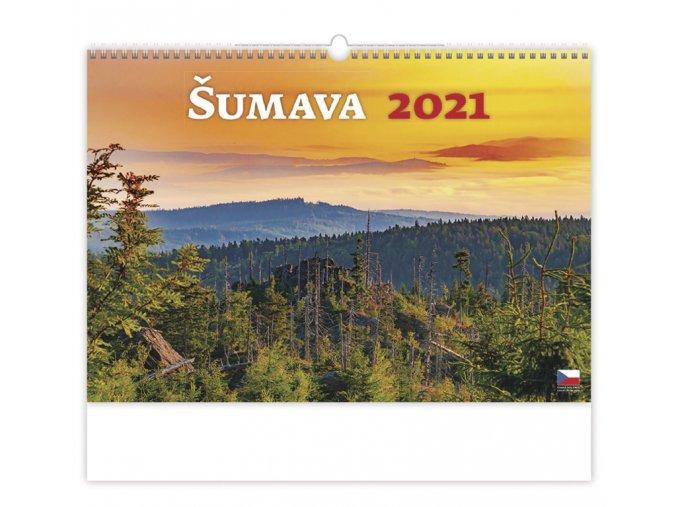 Kalendář Šumava