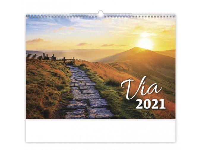 Kalendář Via